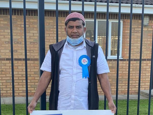 'BoJo of Blackburn' Tiger Patel wins election seat after viral campaign video