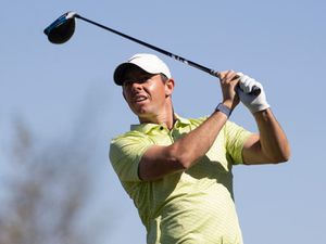 Rory McIlroy two shots off the lead after sizzling 62 in Las Vegas