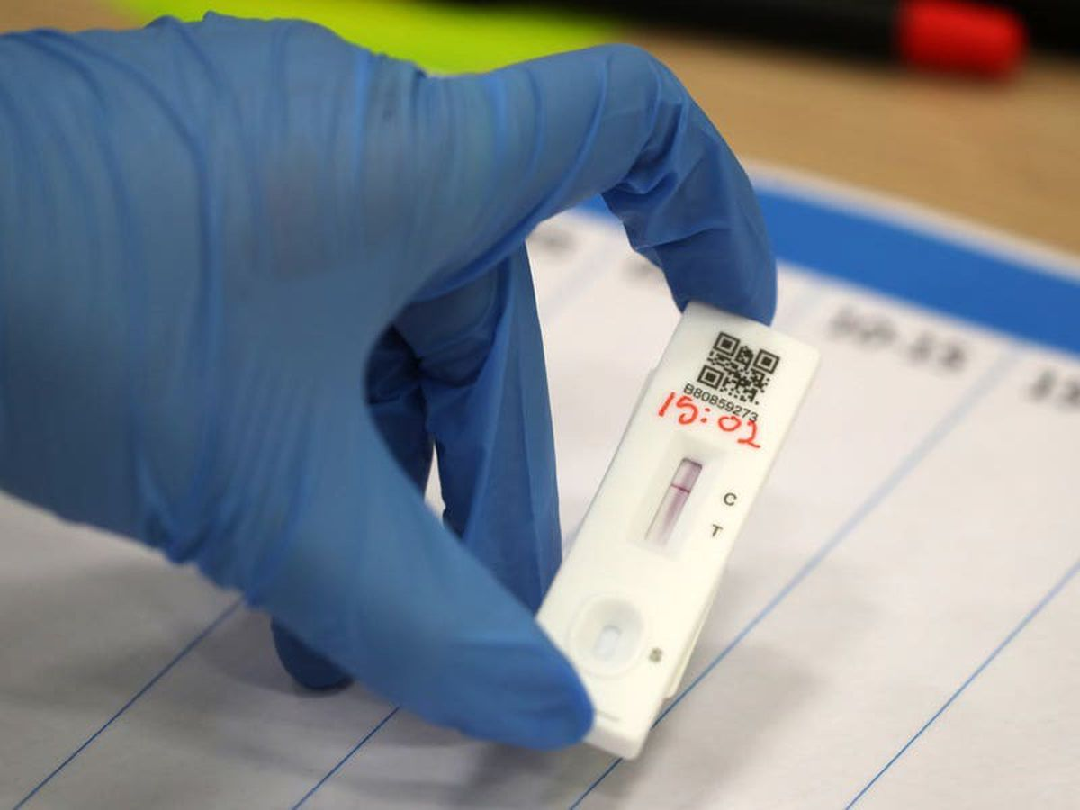 Mass Covid testing to be expanded to businesses with more than 50 staff