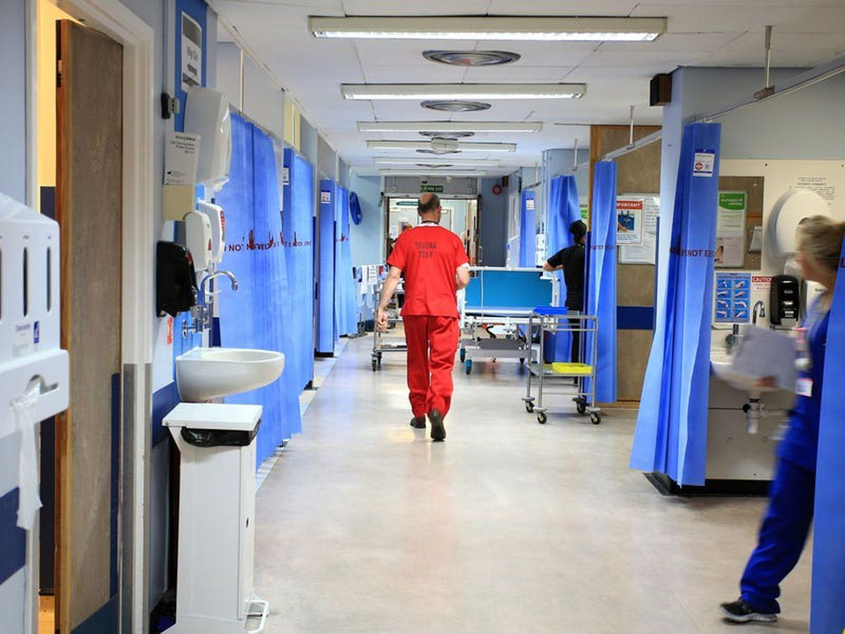Record numbers waiting to start hospital treatment, new figures show