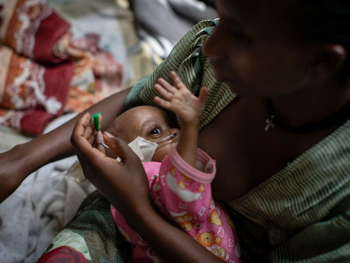 Food access 'becomes weapon of war' in Tigray as famine looms