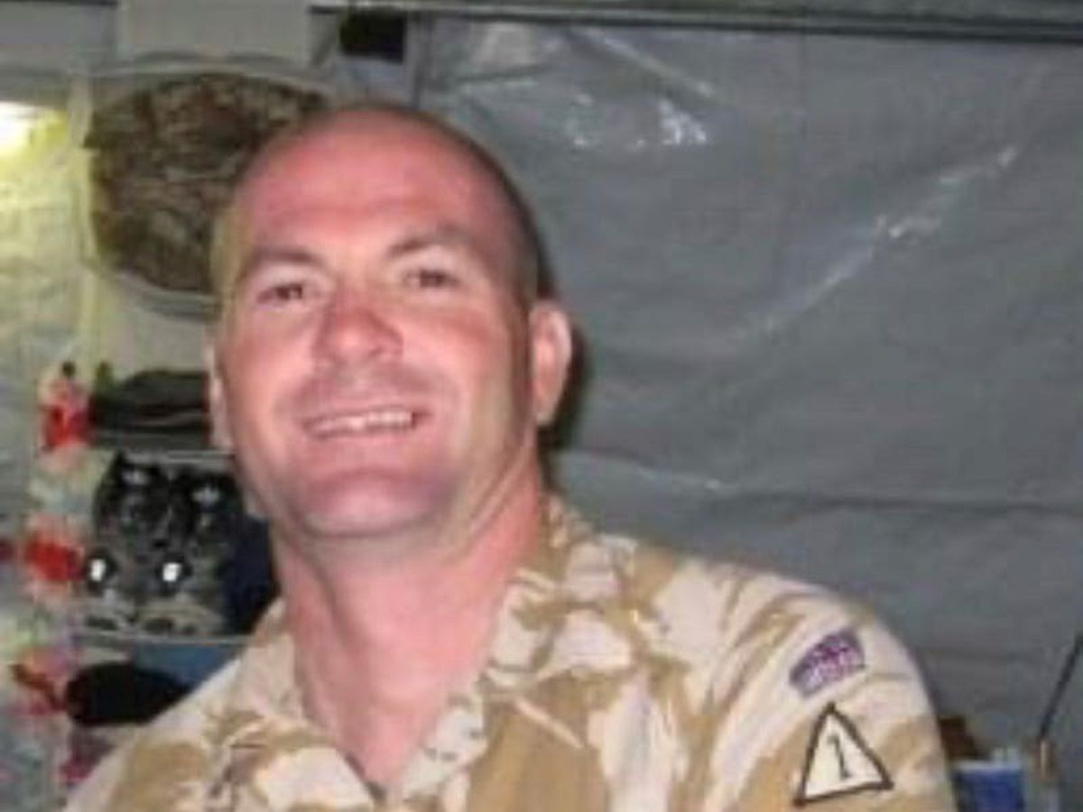 Ex-soldier shouted 'I want to die' before being tasered, inquest told
