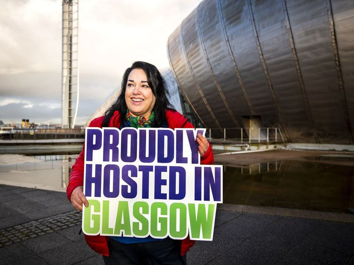 Glasgow joins scheme to cut fossil fuel use with 100 days to go until Cop26