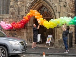 Reaction to Pride support amazes clergy