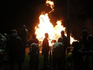 The St Martins AC fireworks party is going ahead on 7 November. (28833534)