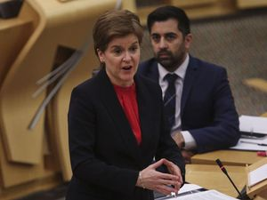 Sturgeon: Cop26 does pose threat of increased Covid-19 infection