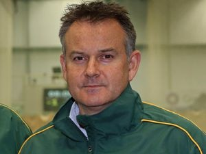 Andy Cornford is returning as the Guernsey 'national' team's head coach having enjoyed success during his previous five-year stint. (26713409)
