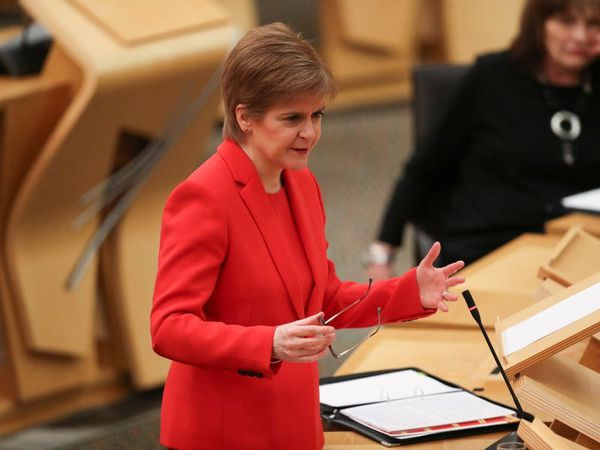 Schools will not reopen fully until at least mid-February, Sturgeon confirms