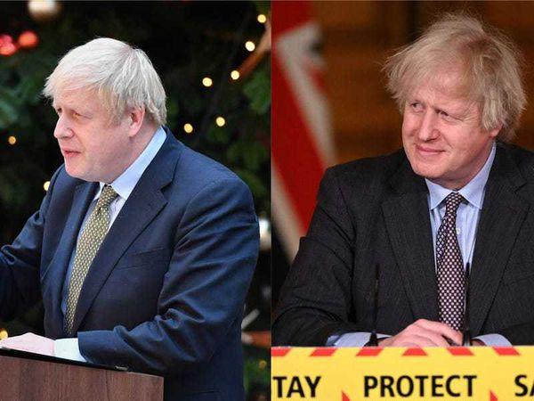 Boris Johnson 'feeling full of beans' after losing weight