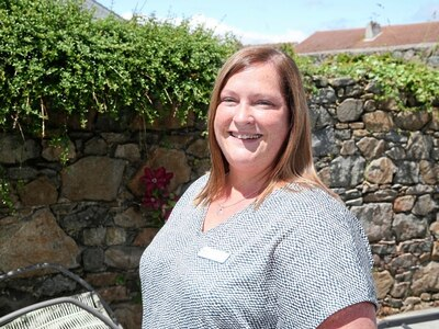 Pride of Guernsey: Donna Rihoy