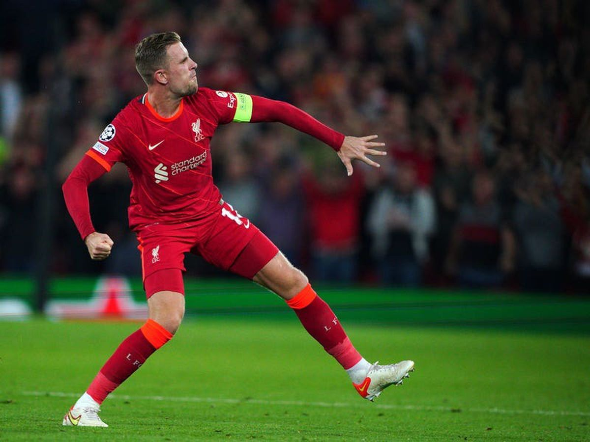 Jordan Henderson says Liverpool must learn from sloppy spell during AC Milan win