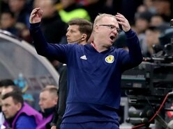 Scotland sack McLeish in bid to 'reinvigorate' Euro 2020 qualifying campaign