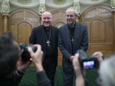 Church must live with history of 'saints and slave-traders', archbishop says
