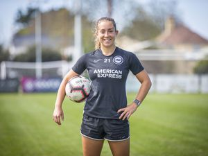 Maya Le Tissier said it was 'a tremendous honour' to have made Goal's 2021 NXGN List of top 10 best young footballers in the world. (Picture by Sophie Rabey, 29364559)