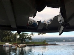 Hawaii boat passengers injured by flying volcanic lava