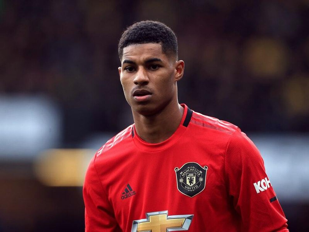 United Kingdom support grows for footballer Rashford's child poverty plea