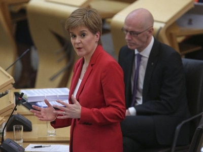 Household visits banned across Scotland from Wednesday