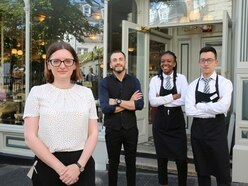 Pride of Guernsey: Kasia Faluta and the Christies team