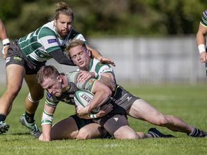 Guernsey Rugby - Buccaneers v Corsairs.Game 1 of 3 from the Chairmans Select Series..Footes Lane..www.guernseysportphotography.com. (28733661)