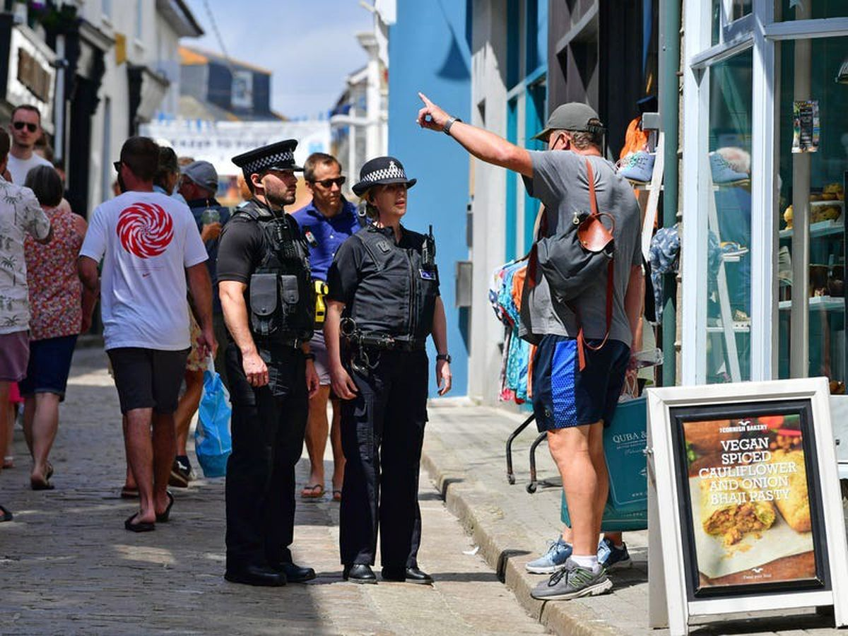St Ives residents reveal anger over G7 summit