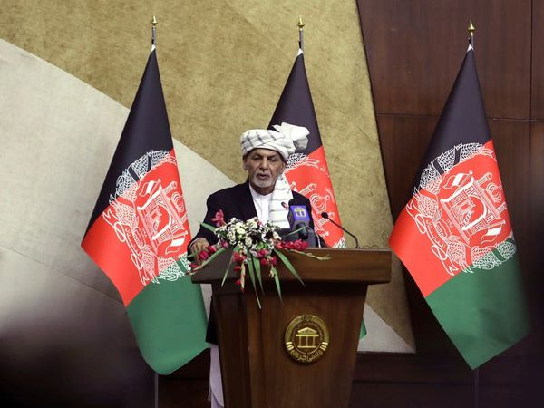 Afghanistan president vows to defend cities against Taliban onslaught