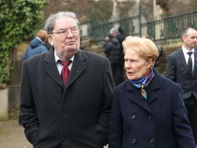 Unionists and nationalists united in praise of John Hume