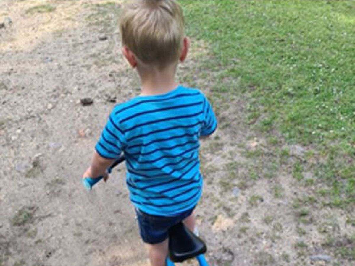 Police issue photo of boy taken on day he was found unresponsive in lake