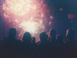 Fireworks can be set off until Saturday