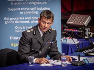 Head of Law Enforcement Ruari Hardy (Picture by Sophie Rabey, 28242104)