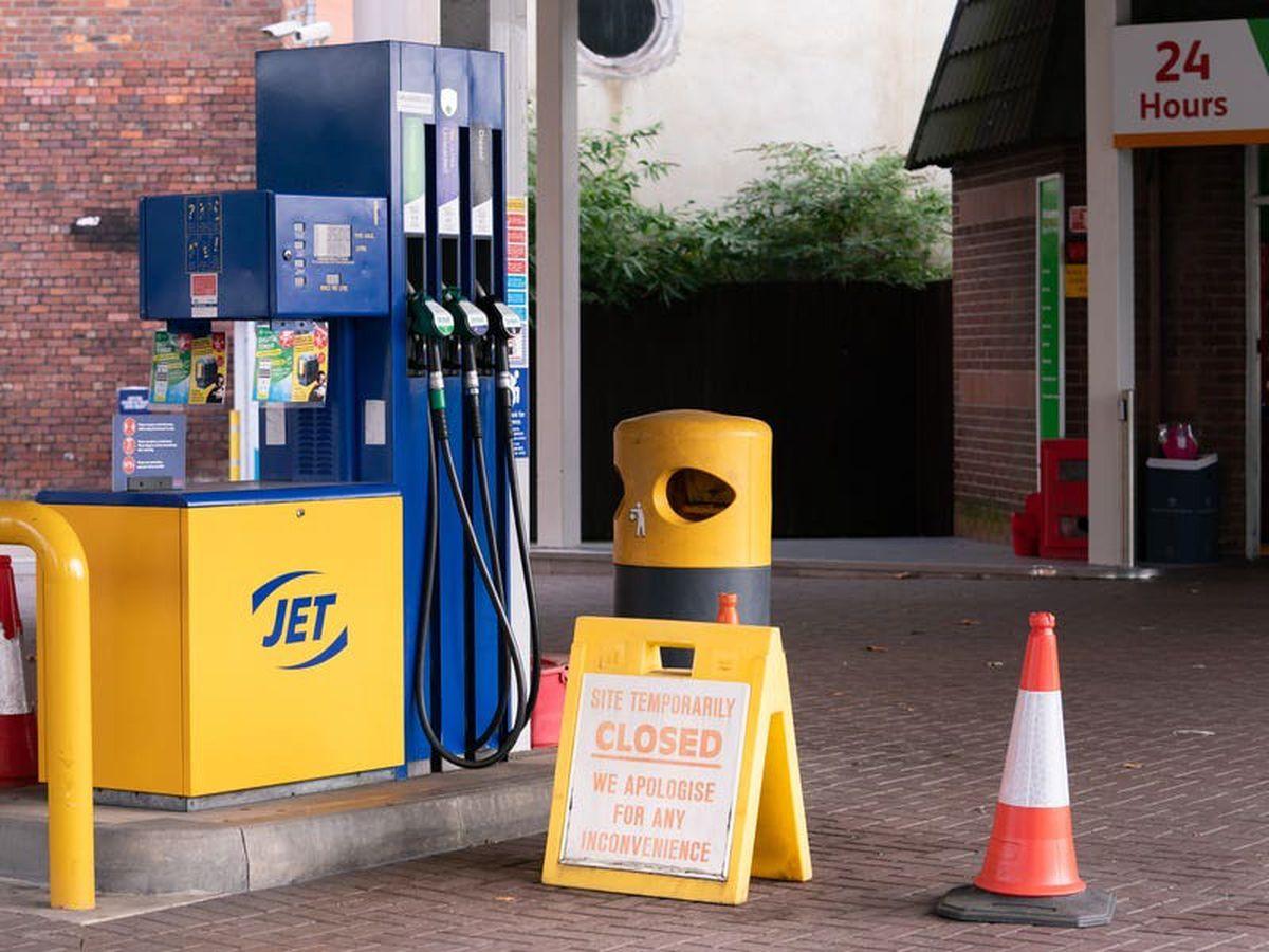 Johnson insists petrol crisis 'stabilising' as he prepares to save Christmas
