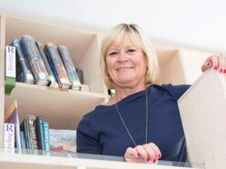 Library opens its doors today