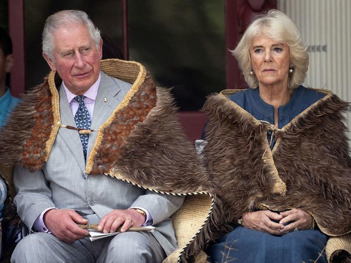 Charles asked to send son to become governor-general during New Zealand visit