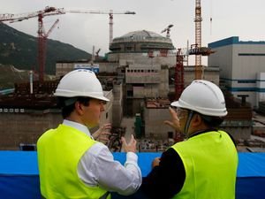 China confirms broken fuel rods at nuclear plant but no radioactive leak