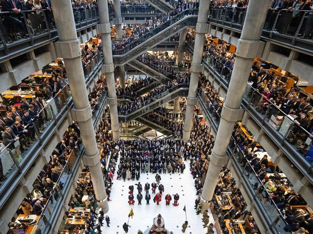 Lloyd's of London back in profit but facing 'exceptionally difficult' challenges