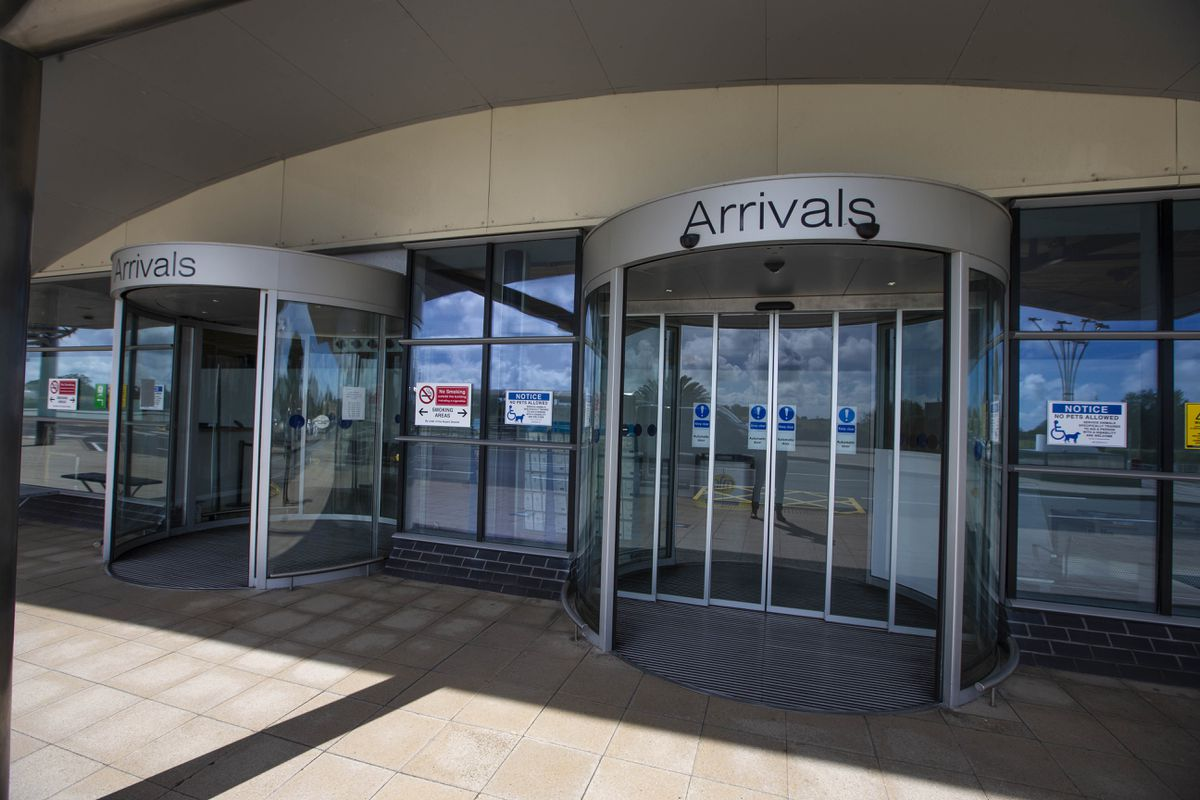 Guernsey Airport. (Picture by Peter Frankland, 29785053)