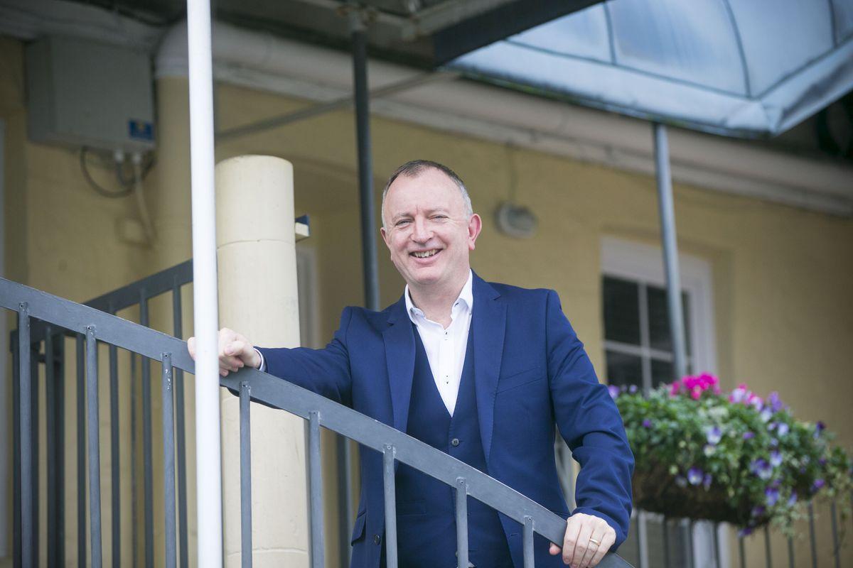 Alan Sillett, president of the Guernsey Hospitality Association. (29758420)