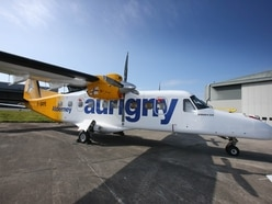 400 sign petition calling for 24/7 Alderney medevac flights