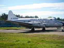 Historic passenger aircraft on the market