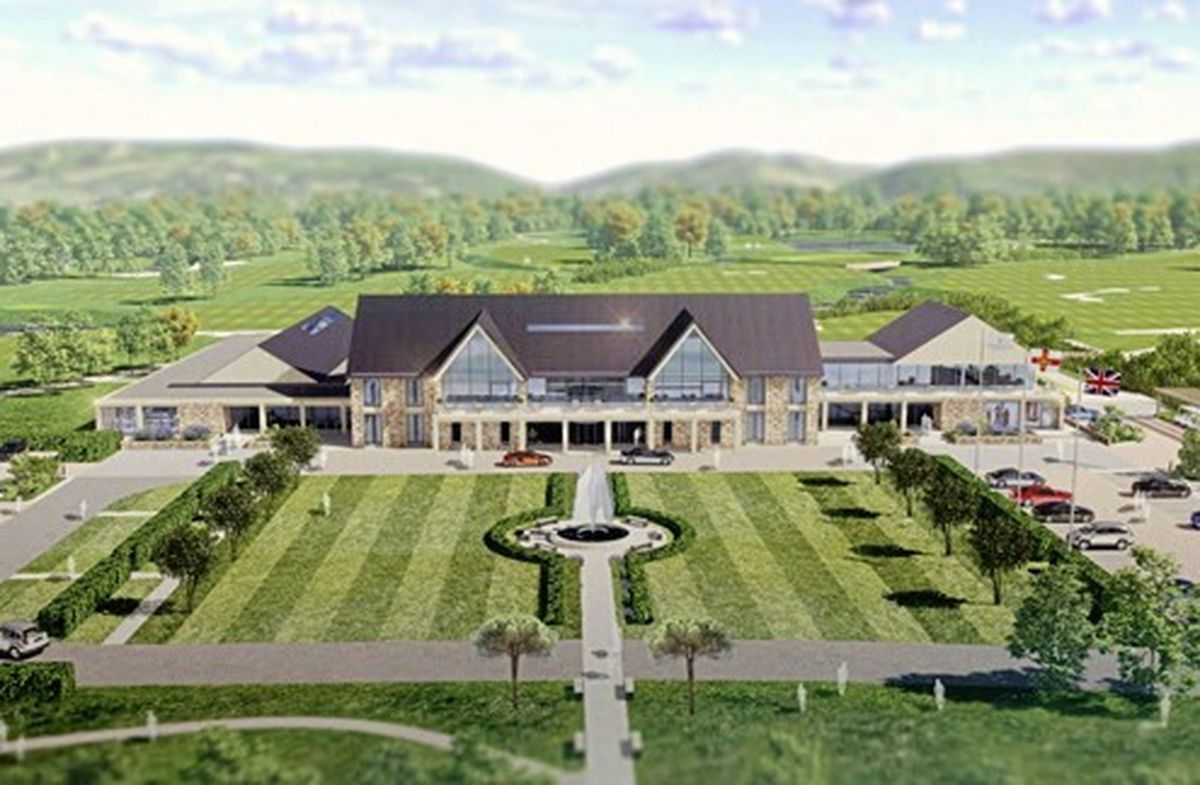 An image of what the redeveloped La Grande Mare might look like, if planning permission is approved. The application by Westwards Investments Ltd was submitted this week for the Vazon site and would also see the removal of the health suite and golf driving range, to be replaced with a new range and 15 new tourism accommodation lodges.