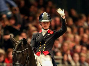 Charlotte Fry dazzles on Olympic debut to cruise into individual dressage final
