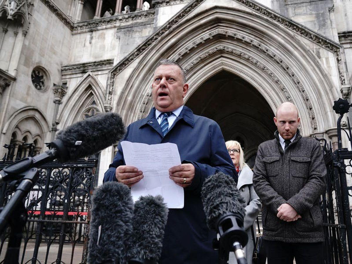 Families of Reading terror attack victims welcome failed Court of Appeal bid