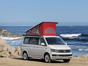 The latest version of the VW California, which is now 30 years old