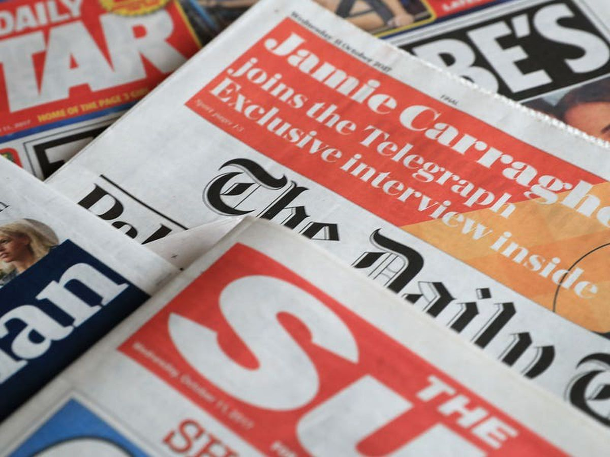What the papers say – January 31