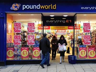 Poundworld set to become latest retail failure, putting 5,100 jobs at risk