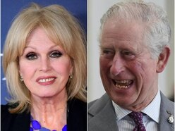 Charles and Joanna Lumley joining online Canterbury Cathedral Easter services