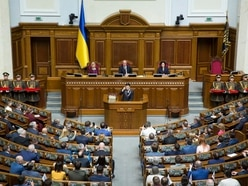 Ukraine's parliament rebels against new president's decree