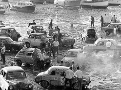 'Nautocross' could make one-off return to harbour bed