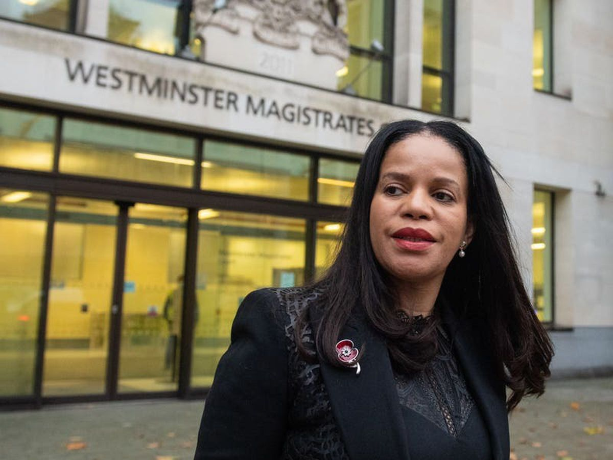 MP Claudia Webbe made naked pictures threat over jealousy, court told