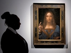 Local resident's family owned $450m. Da Vinci