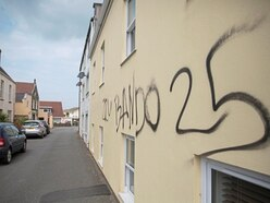 Police arrest three after early hours graffiti spree